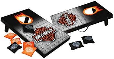Harley Cornhole Game