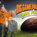 Big Game Party Prep