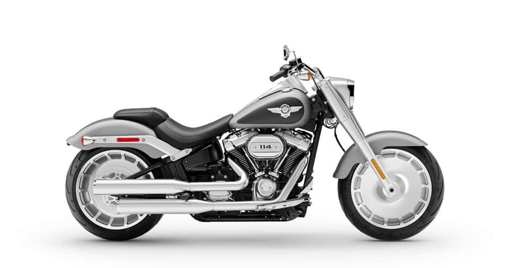 2020 Harley-Davidson Softail Fat Boy 114 in W. Palm Beach, FL