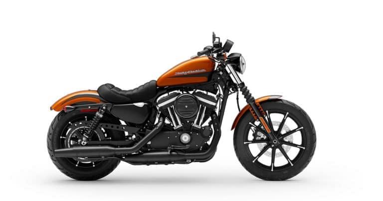 2020 Harley-Davidson Sportster Iron 883 in W. Palm Beach, FL