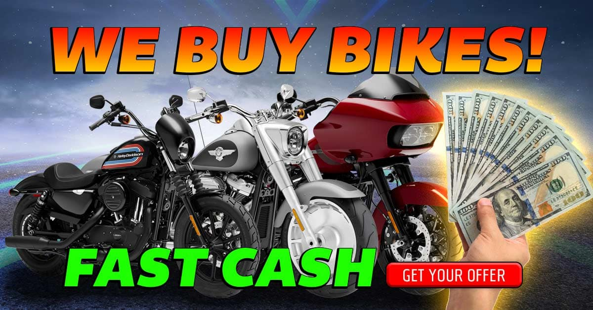 Sell Your Harley-Davidson or Other Motorcycle Today