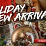 Holiday New Arrivals