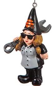 3OT1902GMD Female Gnome Ornament