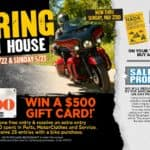 Spring Open House Retail Trade or Sales Tax