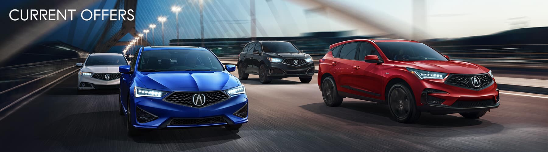 Puget Sound Acura Dealers Current Offers Banner