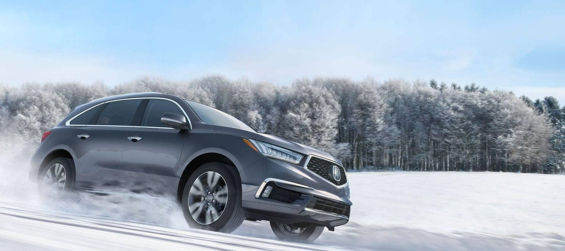 Acura MDX-2019-cruising-through-snow-L