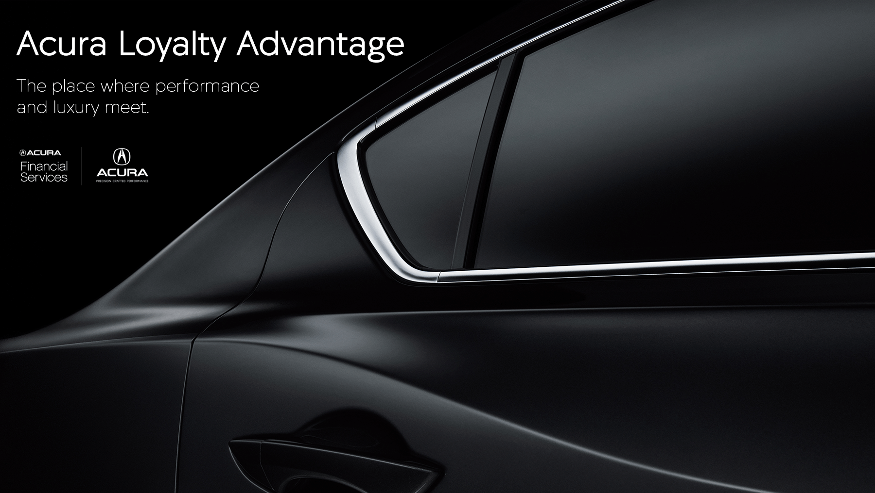 Acura Loyalty Advantage Puget Sound Acura Dealers Slider