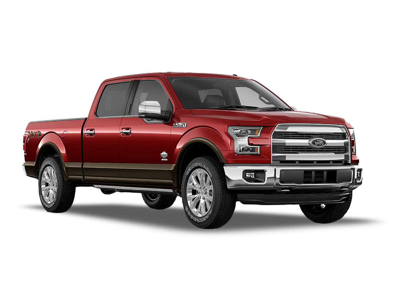New Ford F-150 at Quirk Ford
