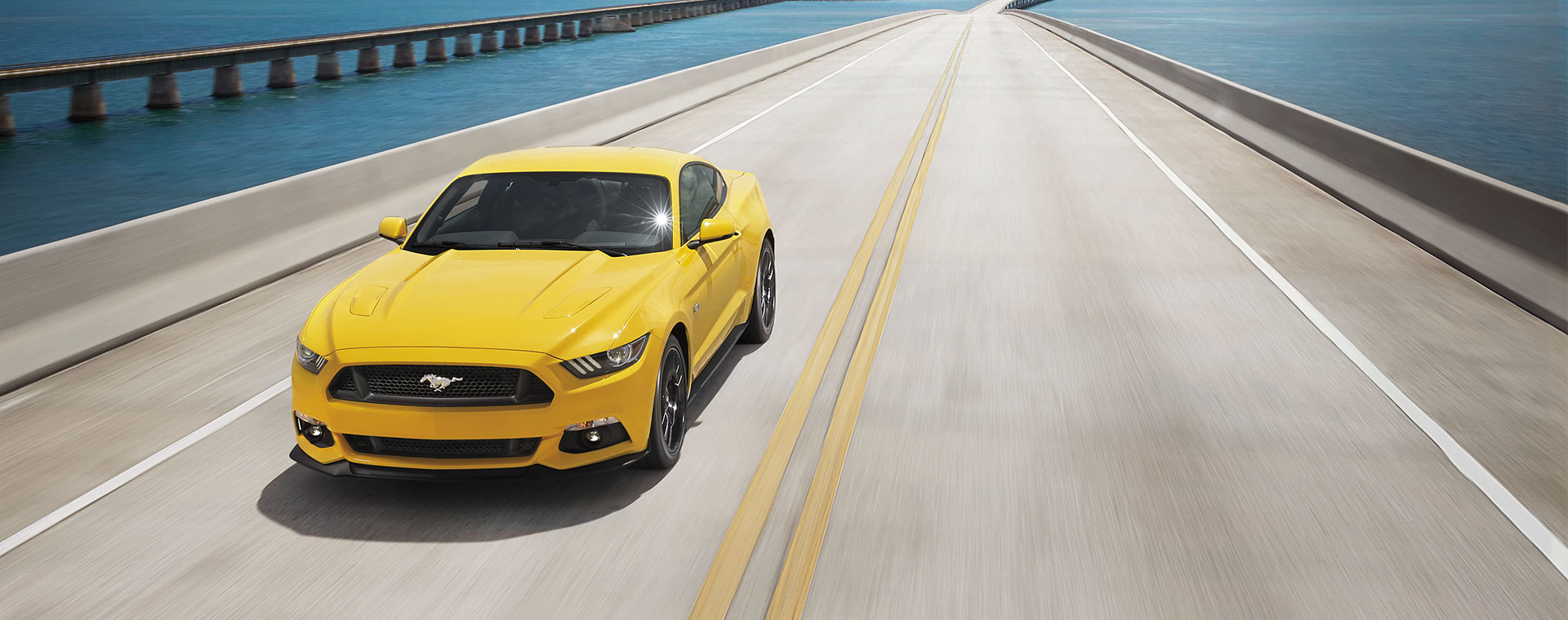 New Mustang inventory at Quirk Ford