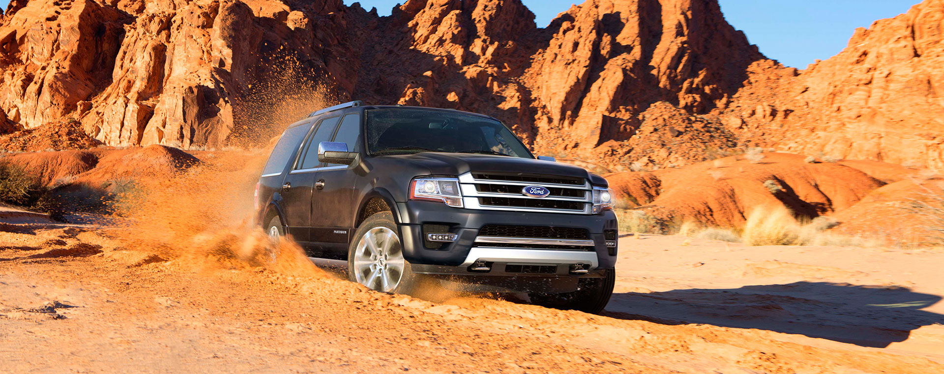 New Expedition inventory at Quirk Ford