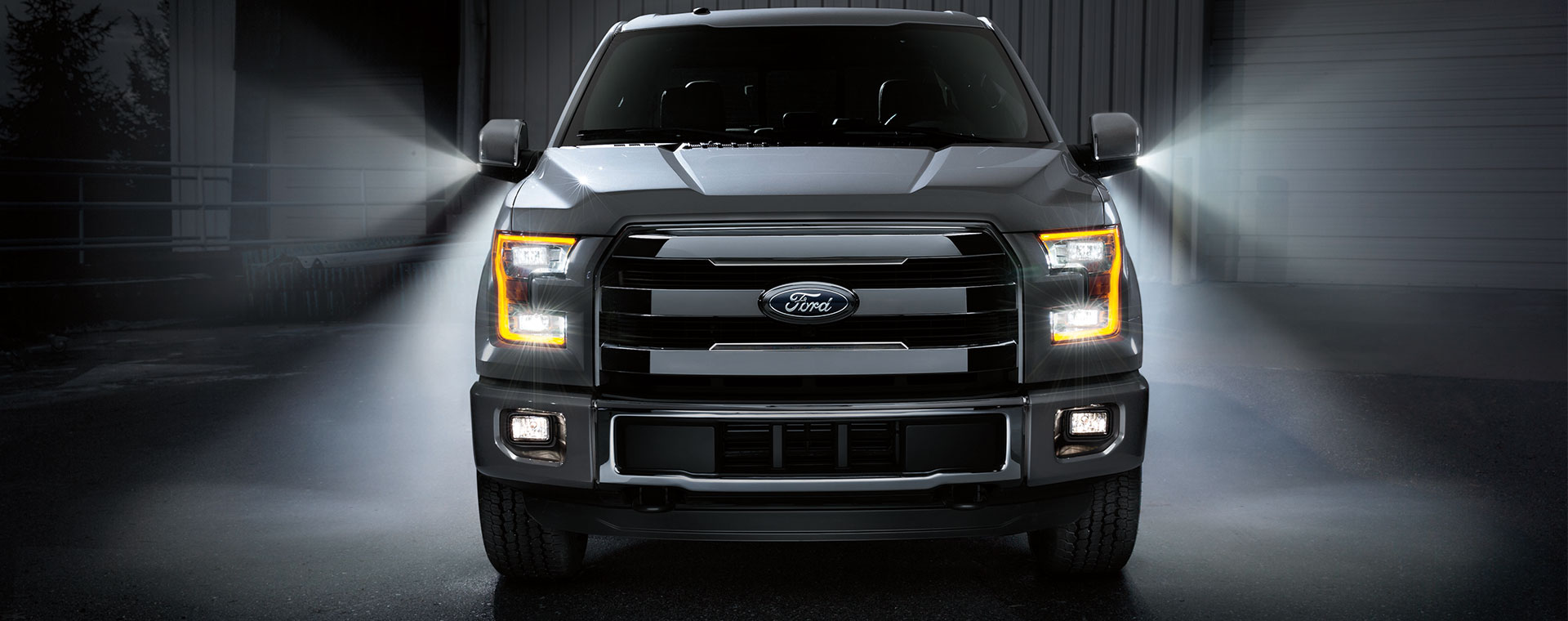 New F-150 inventory at Quirk Ford