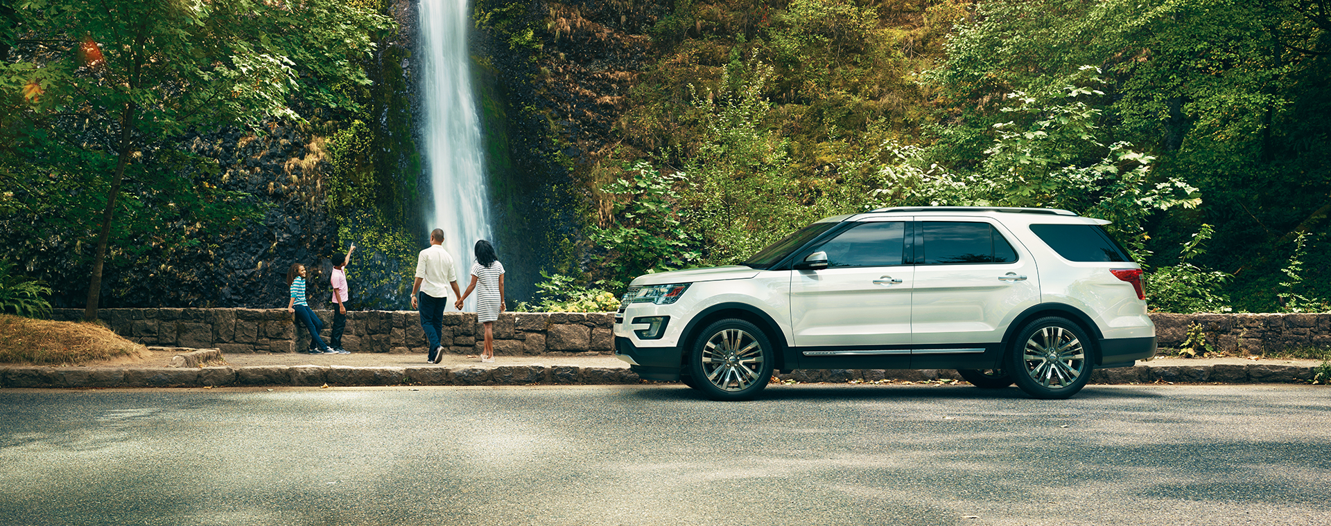 New Explorer inventory at Quirk Ford