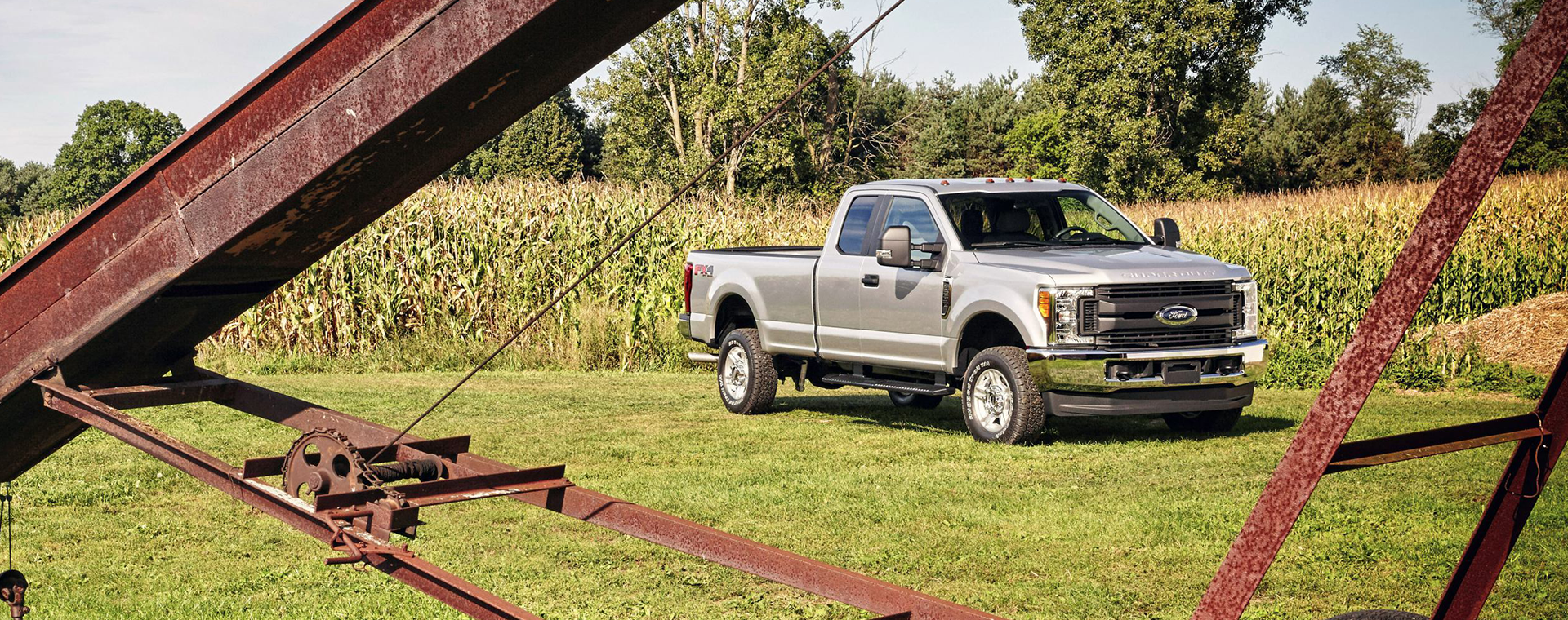 New F-250 inventory at Quirk Ford