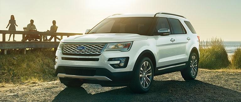 Ford Explorer 2017 Lease >> New Ford Explorer