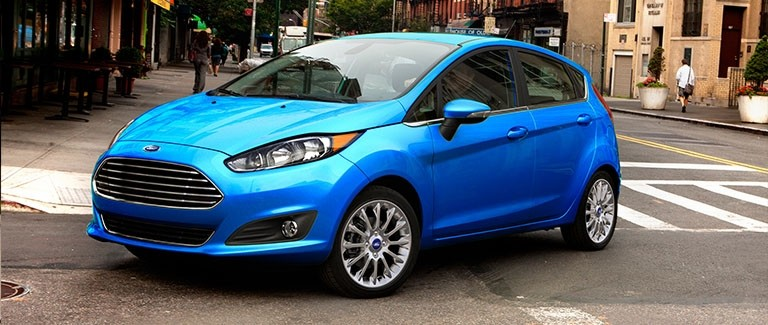 New Ford Fiesta for Sale in Quincy, MA