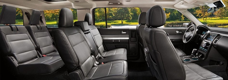 Check Out The All New New Ford Flex
