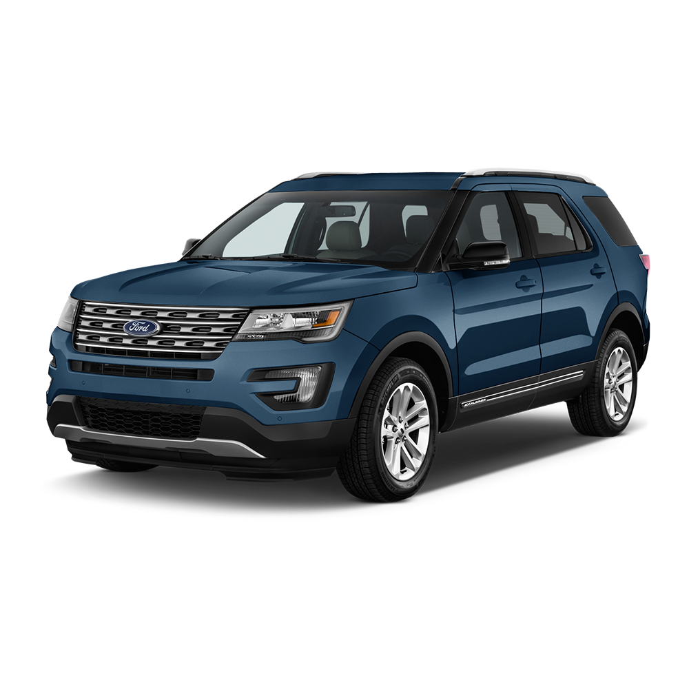New Ford Explorer at Quirk Ford