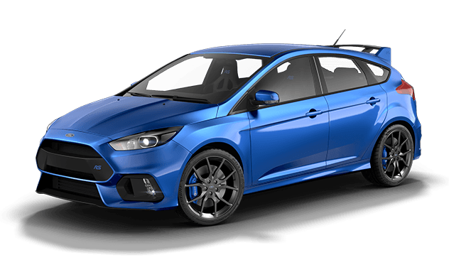 New Ford Focus at Quirk Ford