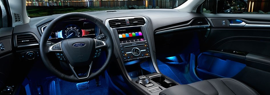 Check Out The All New  Ford Fusion