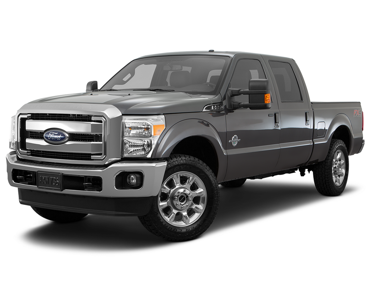 New Ford F-250 at Quirk Ford