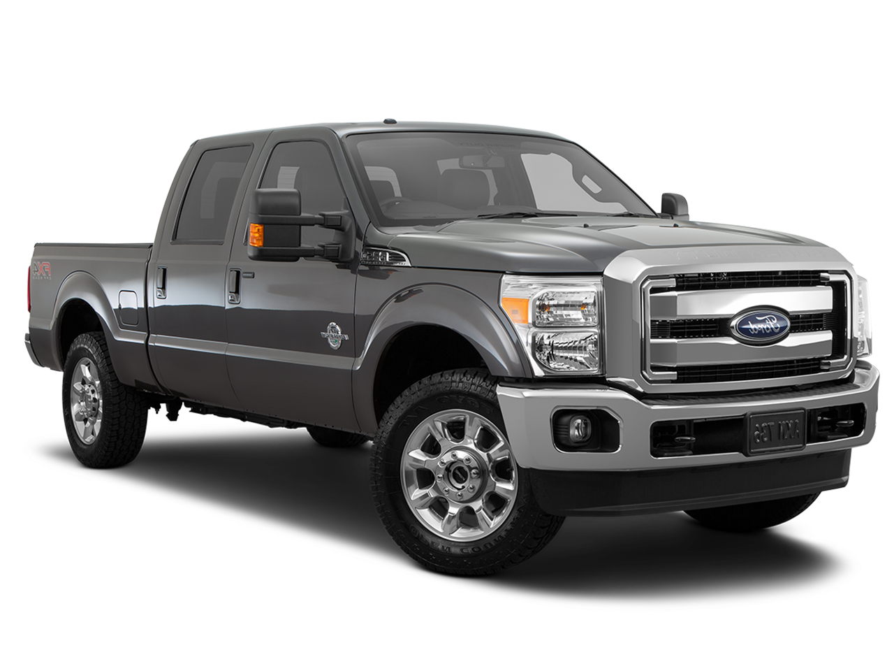 New  F-250 at Quirk Ford