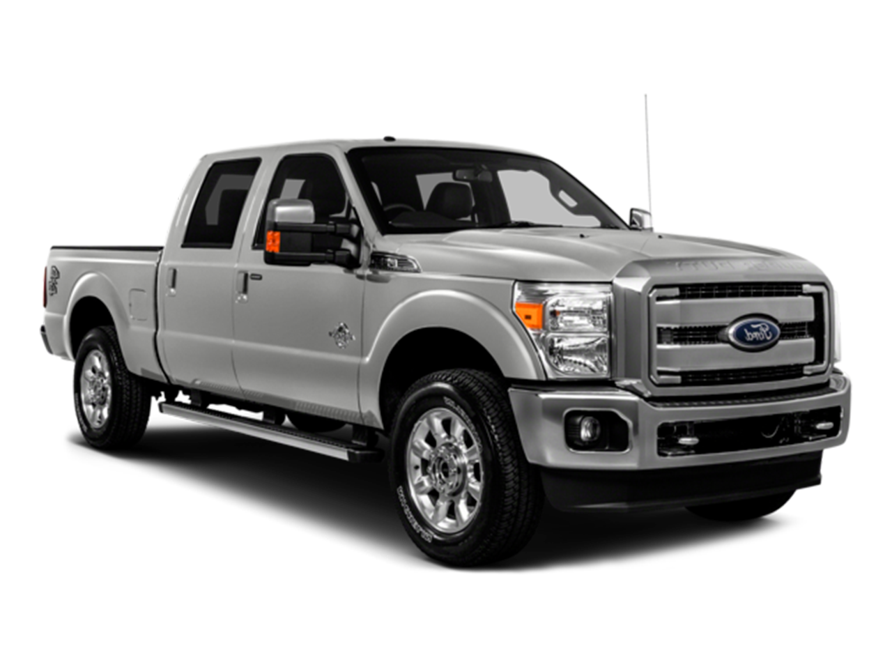 New Ford F-350 at Quirk Ford