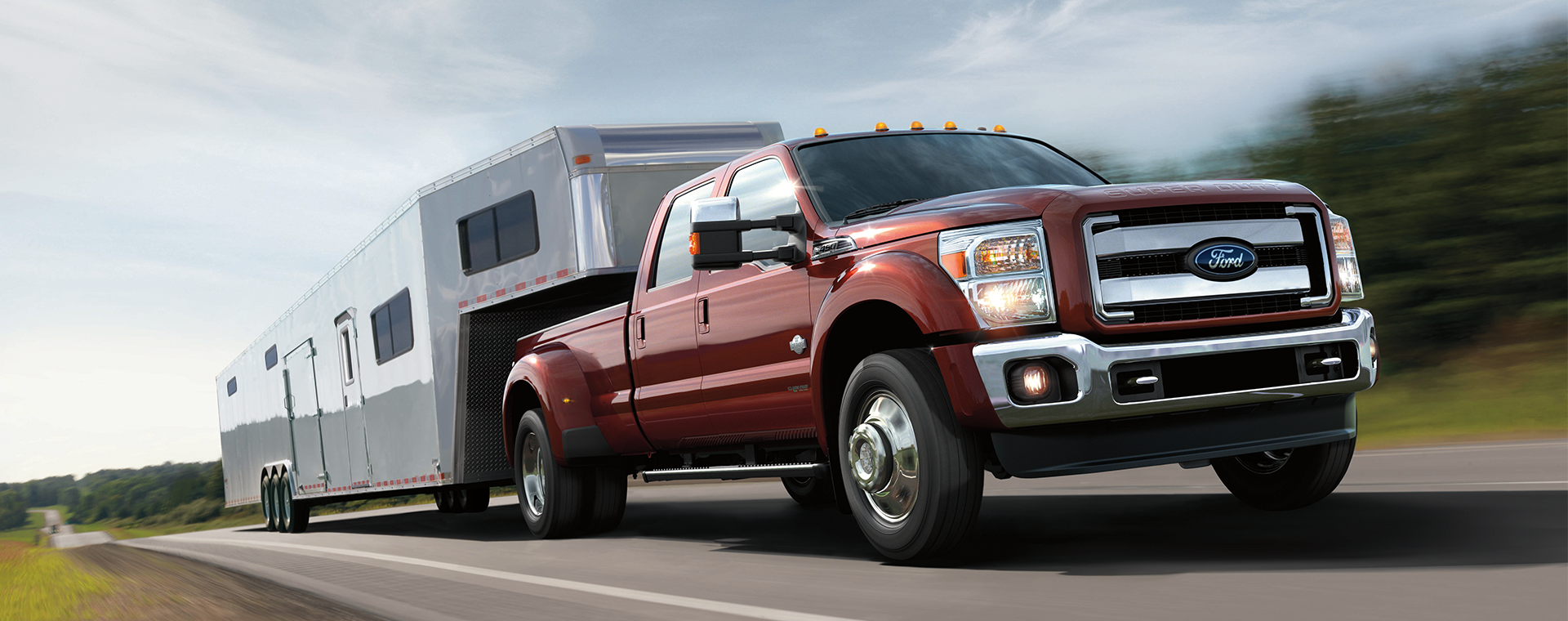 New F-350 inventory at Quirk Ford