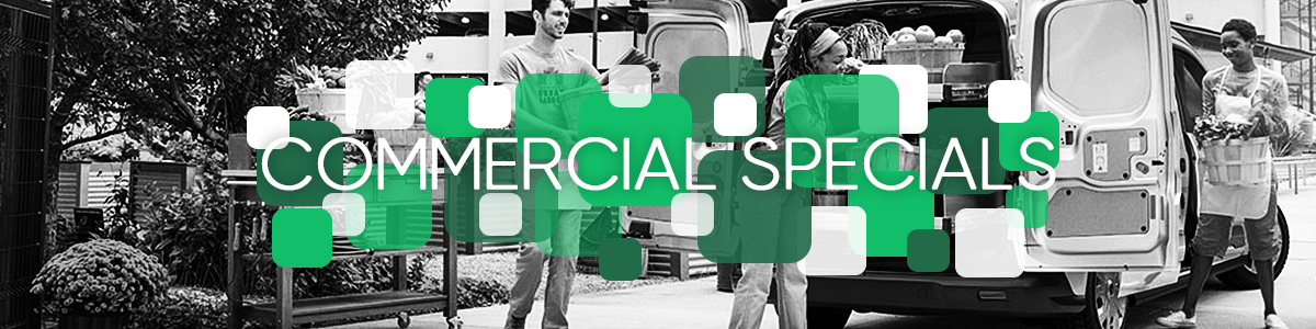 Ford Commercial Finance & Lease Specials