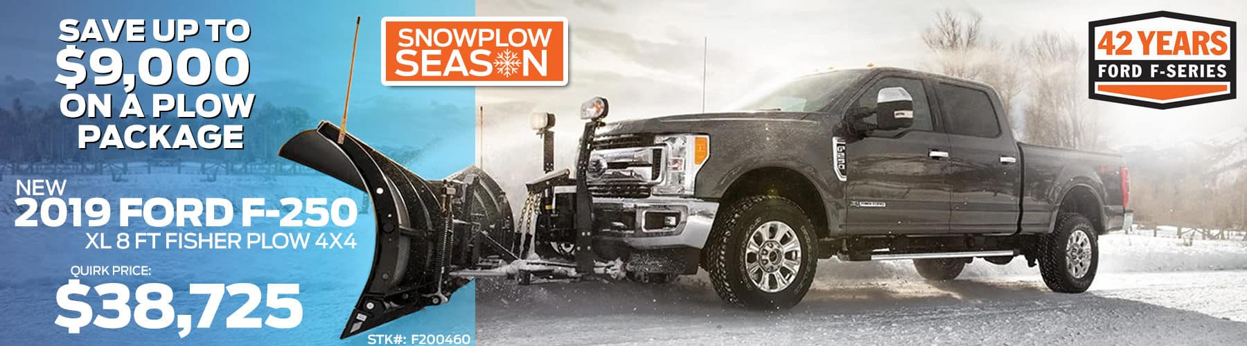 Super Duty Plow Season November11