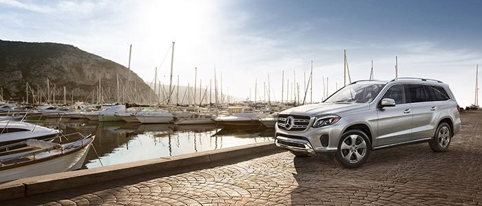 2017 GLS 450 4MATIC<sup>®</sup> SUV