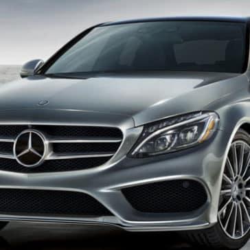 2018 Mercedes-Benz C-Class Grill