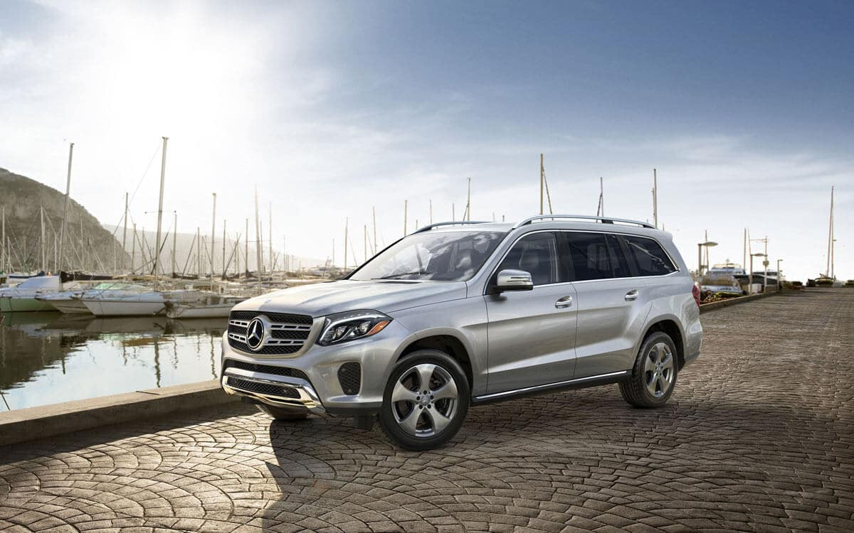 2018 MB GLS Dockside