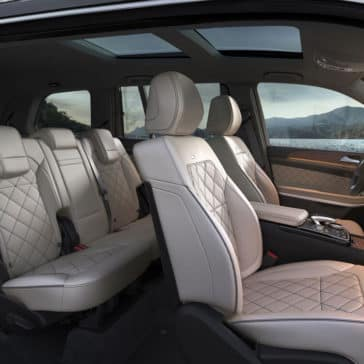 2018 MB GLS Seats