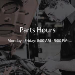 Parts Hours