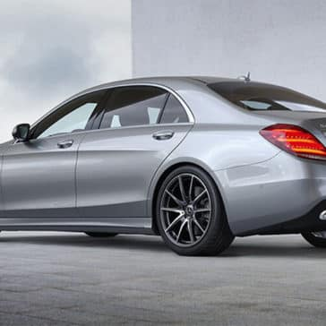 2018 MB S-Class Silver