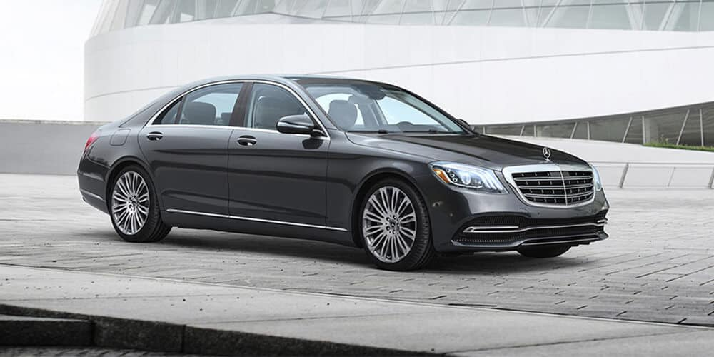 2018 MB S-Class Driving