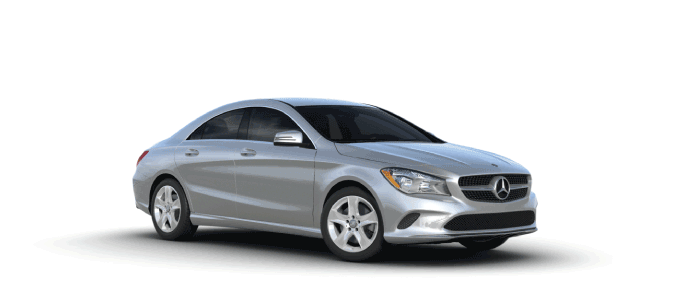2019 CLA 250 Coupe 4MATIC®