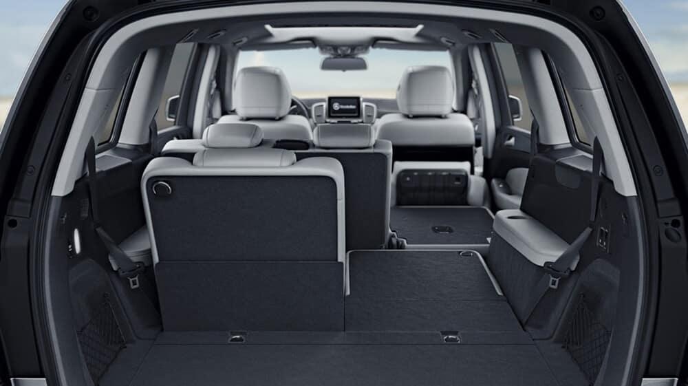 2018 Mercedes-Benz GLS 450 cargo