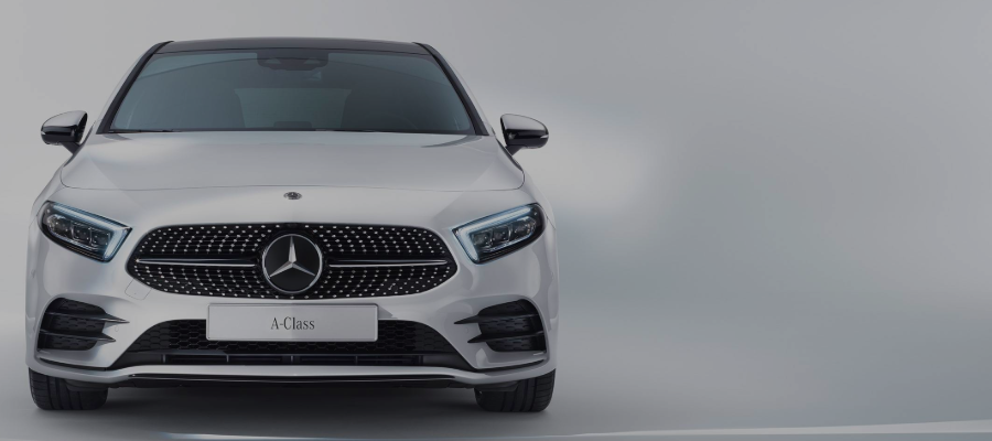 MB A-Class Preview