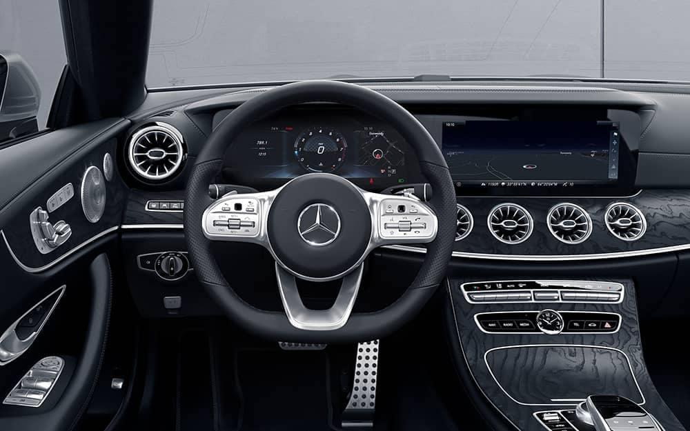 2019 MB E-Class Steering Wheel
