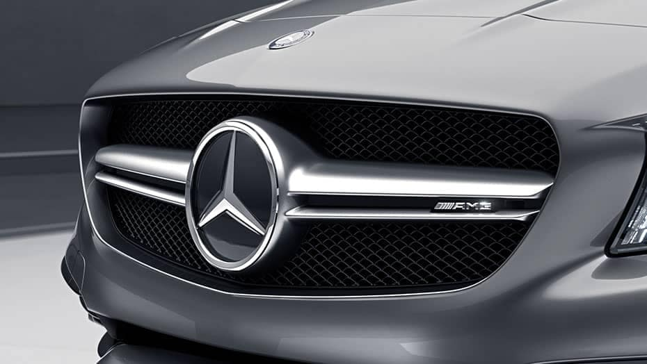 2019 MB CLA Grill