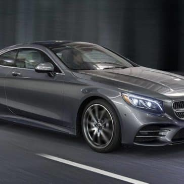 2019 MB S-Class Parked