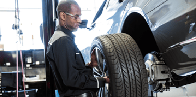 MB Tire Service Technician