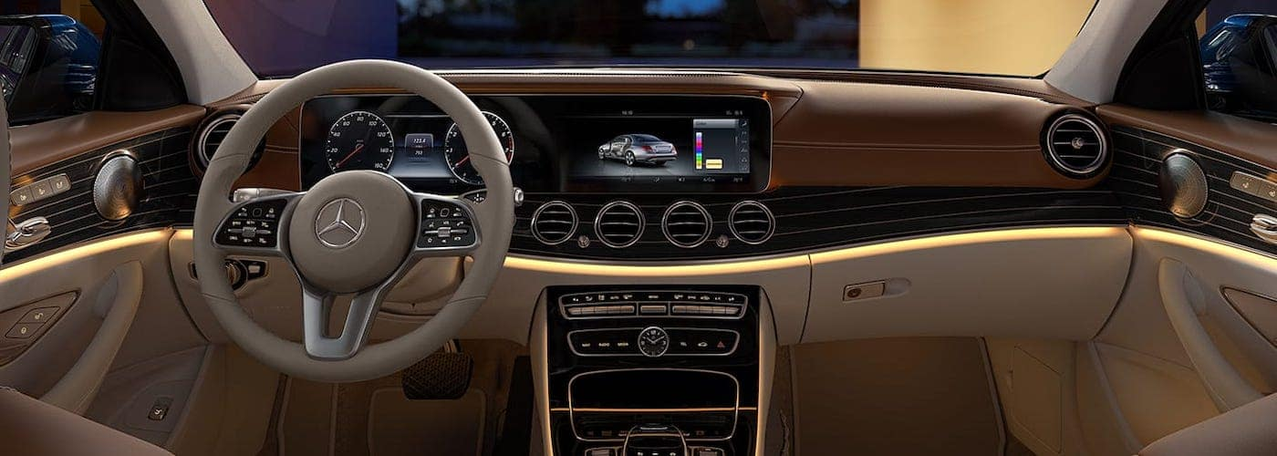 2020 mercedes-benz e-class interior