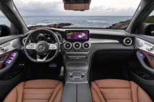 2021-Mercedes-Benz-GLC-interior
