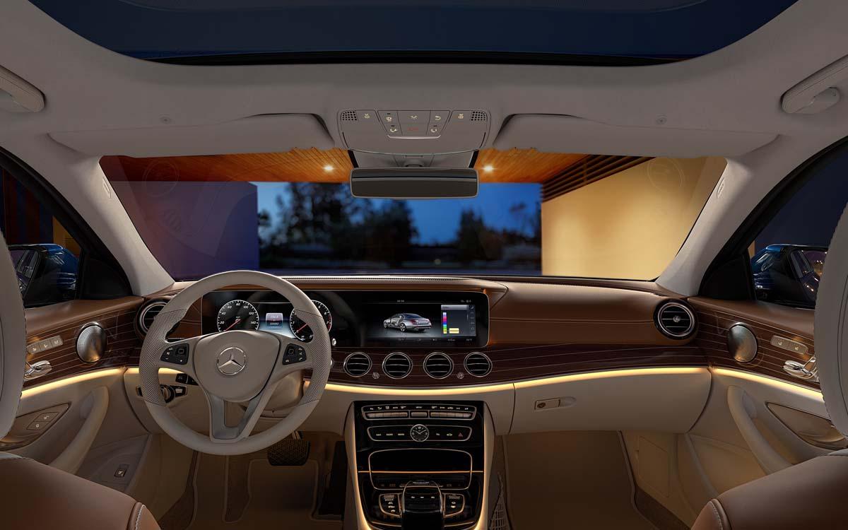 E-Class Interior