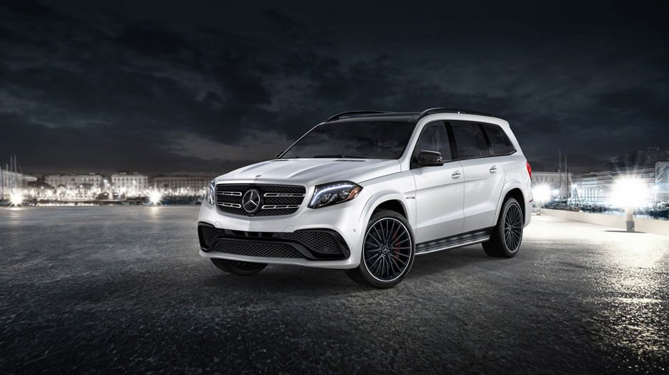 2017 mercedes benz gls suv info mercedes benz of edison for Ray catena mercedes benz