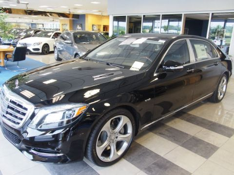 2016 S 600 Maybach with Navigation
