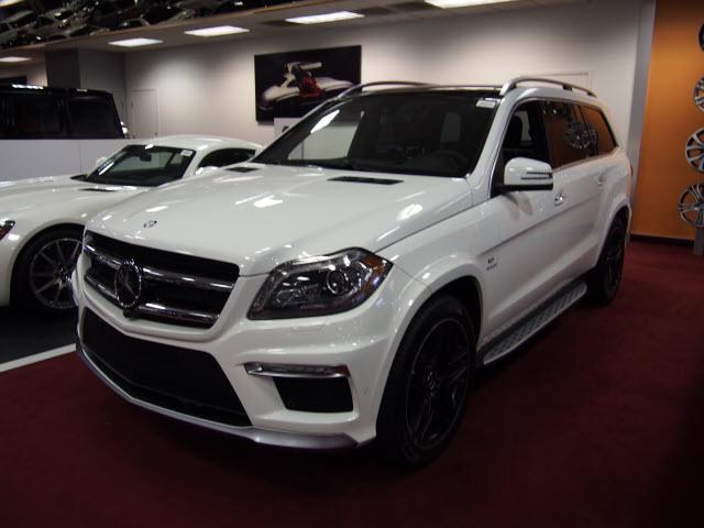2016 AMG® GL 63 4MATIC® SUV