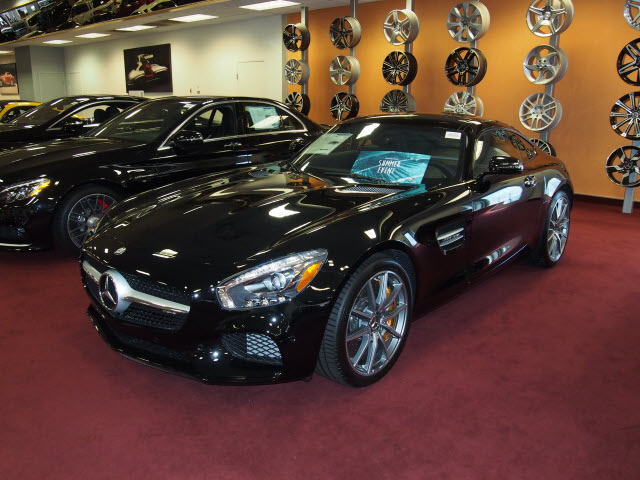 2016 AMG® GT S with Navigation
